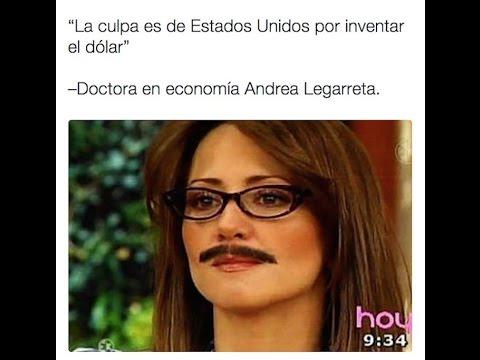 hqdefault doctora en economía andrea legarreta (memes) youtube