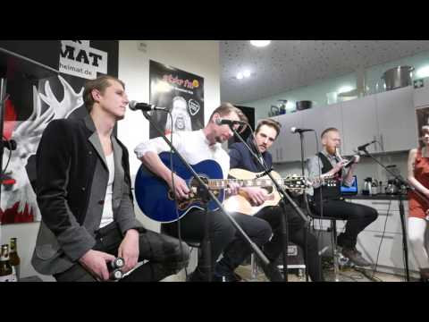 Royal Republic - Follow the sun (Acoustic) (26.2.16 Star FM)