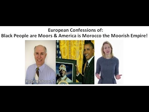 European Confessions: America is Moroccan Empire| Whites know Noble Drew Ali why don't Black People?