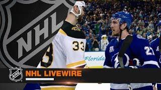 NHL LiveWire: Lightning mic