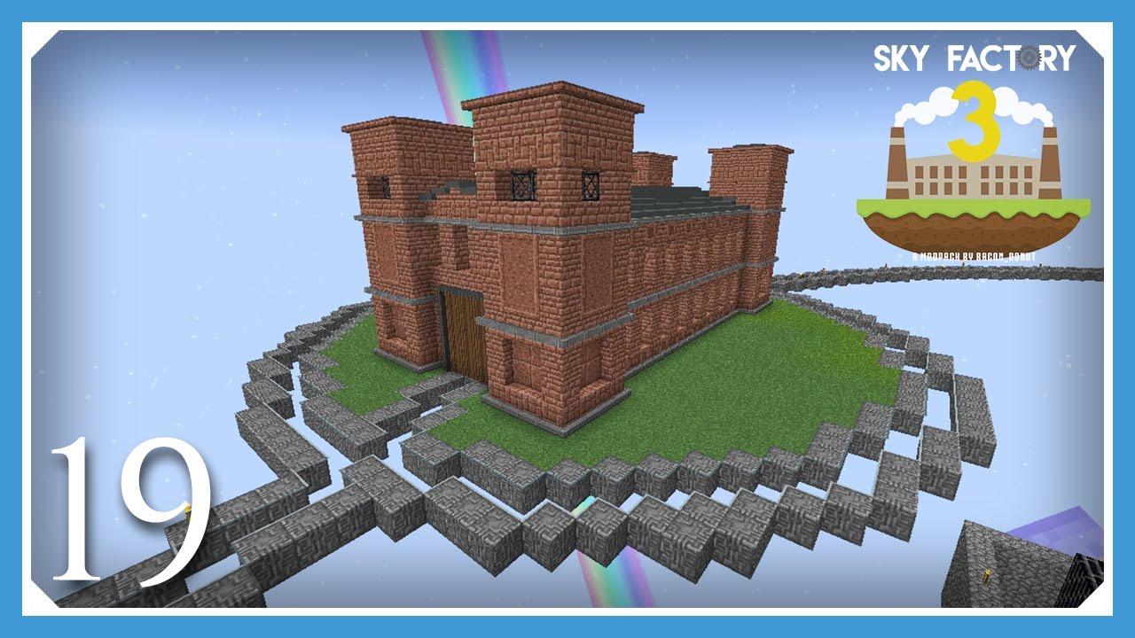 Modded Minecraft Building Ideas