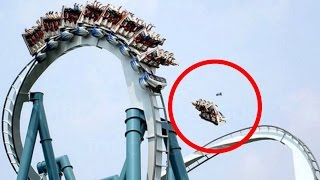 Top 10 des ACCIDENTS dans les parcs d'attractions