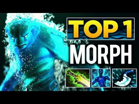 KAMIKAZE TOP 1 Morphling Spammer - UNREAL 83% WIN, 2200 Games - Dota 2 EPIC Gameplay thumbnail