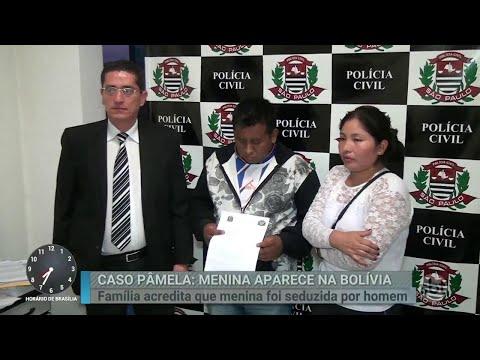 Jovem que estava desaparecida é encontrada na Bolívia | Primeiro Impacto (02/07/18)
