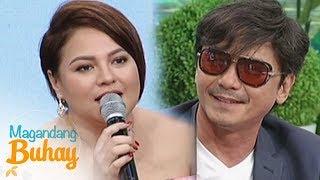 Magandang Buhay: Rommel wants to kiss Karla