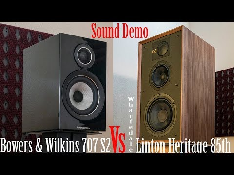 Repeat Wharfedale Linton Heritage Speaker Unboxing & Initial