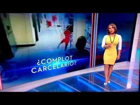 Maria Elena Salinas - Noticiero Univision 8/13/13