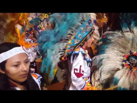 Entierro del carnaval 2017 rosario de lerma LOS PUELCHES