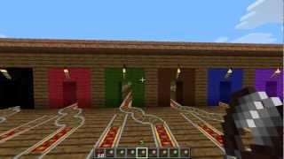 Minecraft Showcase: Super fast Sheepfarm (working in 1.6.2)!