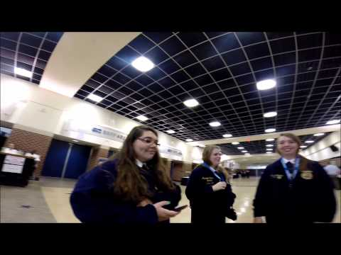 A Day in the Life of an FFA Member: State Convention