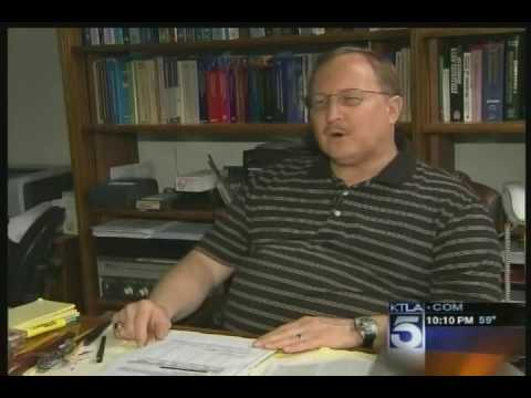 Ernest F. Howard, CPA speaks about the California Governor's Tax Problems on the Local News