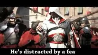 Video Literal Assassins Creed Brotherhood trailer by Tobuscus download MP3, 3GP, MP4, WEBM, AVI, FLV Desember 2017