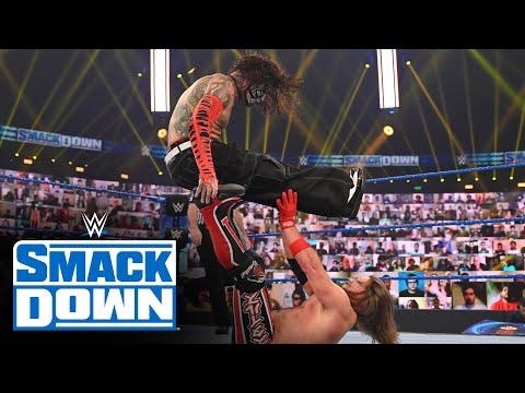 Jeff Hardy vs. AJ Styles – Intercontinental Championship Match: SmackDown, Sept. 11, 2020