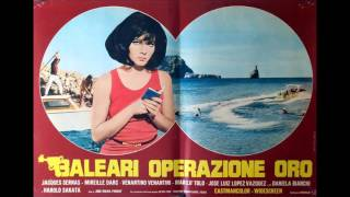 """Benedetto Ghiglia """"Baleari Operazione Oro"""" - Mambo Del Museo - 1966"""