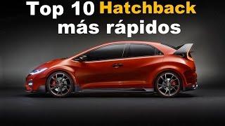 LOS 10 HATCHBACK MÁS RÁPIDOS DEL MERCADO