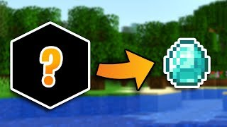 Minecraft But The Loot Drops Are Still Random