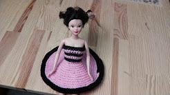 Puppenkleider Häkelnstricken Youtube