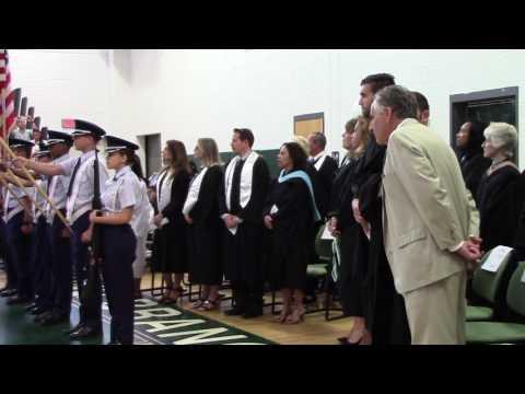 Long Branch Middle School Graduation 2016