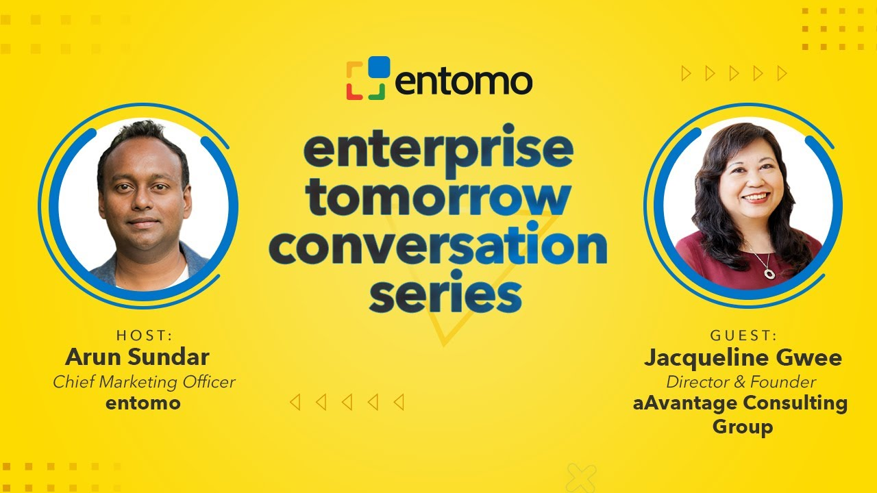 Enterprise Tomorrow Conversation Series w/ Jacqueline Gwee