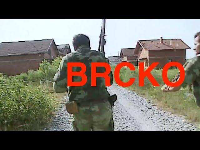 Que s'est il passé à Brcko ?