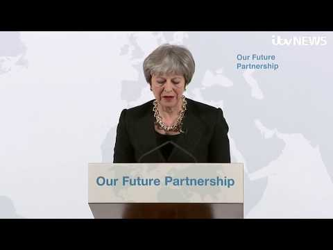 Theresa May's key Brexit speech in full: Her five tests for Brexit deal with EU | ITV News