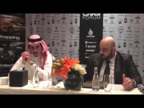 تأسيس رابطة السوبر كار قطر وانظمام راعي رسمي وتبادل الاتفاقيات محمد راشد الكبيسي