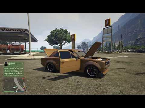 Gta 5 Online Smuglers Run : VAPID RETINUE Full Review & Custom