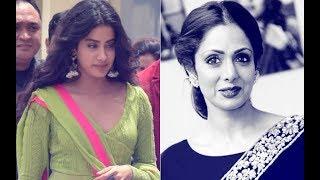 Janhvi Kapoor Gets Emotional At Dhadak Trailer Launch; Says, 'I Definitely Miss Mom Today'