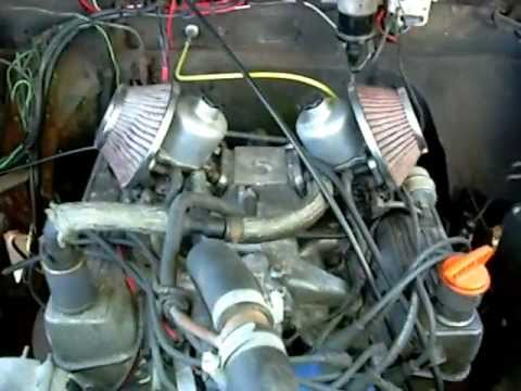 Rover 3 5 V8 In 1967 Land Rover Series 2a Youtube