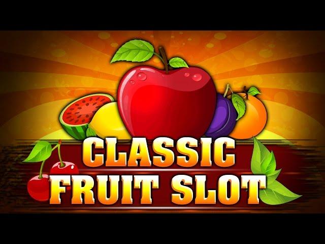 Classic Fruit Slot - Slot Game - CasinoWebScripts