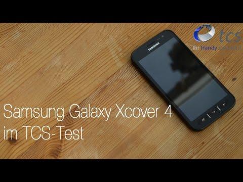 Samsung Galaxy Xcover 4 im TCS-Test
