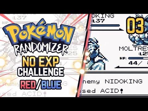 No EXP Challenge Randomizer | Pokemon Red/Blue #3