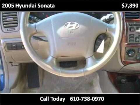 2005 Hyundai Sonata Used Cars West Chester PA