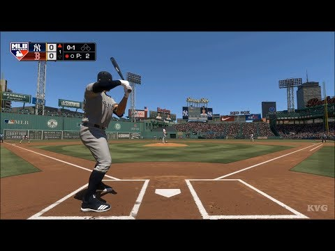 MLB The Show 18 Gameplay (PS4 HD) [1080p60FPS]