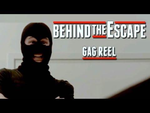 Behind The Escape  GAG Reel LA 48hour Film Project 2014