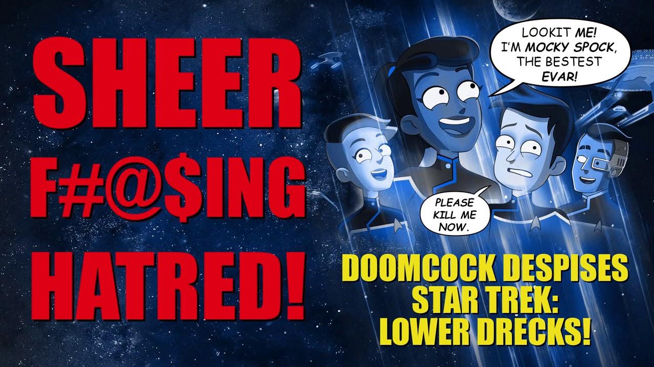 Star Trek Lower Decks Review S01E01 | A Nasty Slap in the Face to Fans