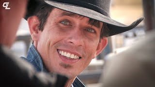 JB Mauney Challenges Rookies to Ride Bulls