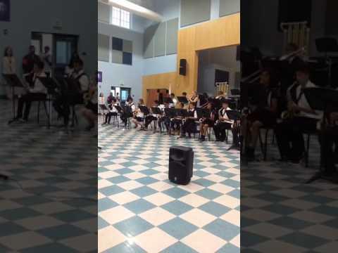 Natomas Middle School 2017 Spring Concert