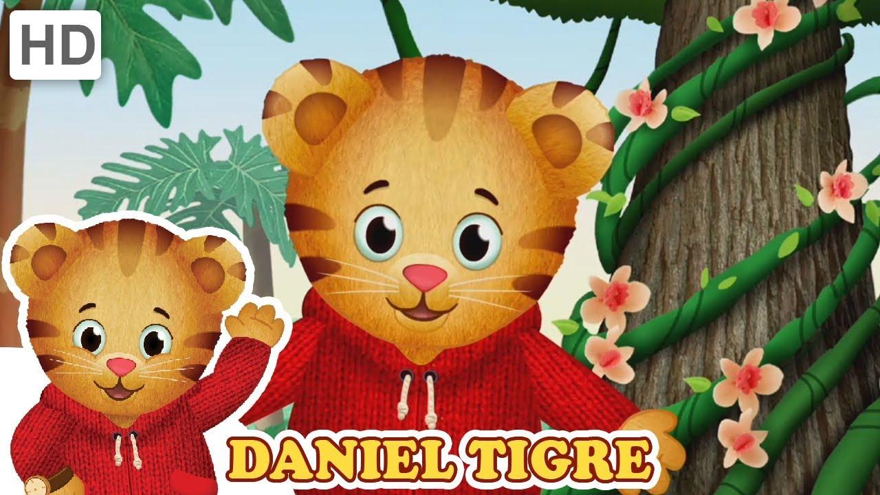 Daniel Tigre Em Portugues Todos Os Melhores Momentos Da 3ª