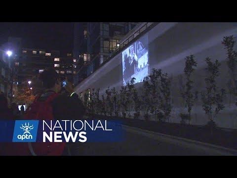 Largest celebration of Indigenous films hit Toronto streets   APTN News