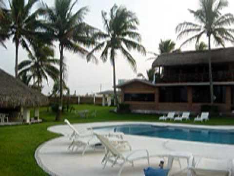 Costa esmeralda hotel taboga veracruz mexiko 2011 for Casitas veracruz