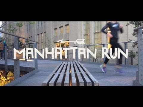 Manhattan Run - Broadway Bridge to Battery Park!