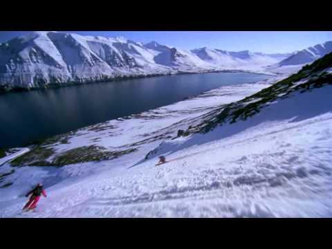 Arctic Heli Skiing Iceland Warren Miller segment