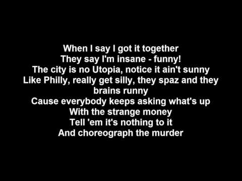 Tech N9ne  Give It Up  Lyrics ft Lebowski & Ces Cru