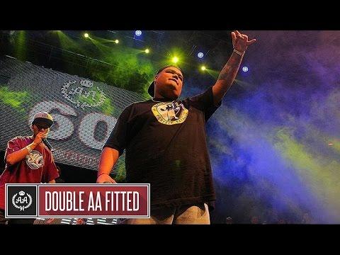 SONY vs PEPE GRILLO - 16avos DOUBLE AA FEST 2017 (HD)