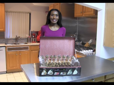 URBANesque Living w/ Tish Tansil: Chocolate Gift Basket
