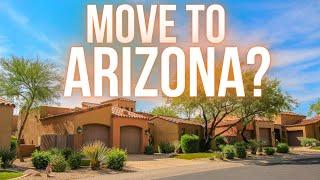 Move to Arizona a Good Idea in 2021?