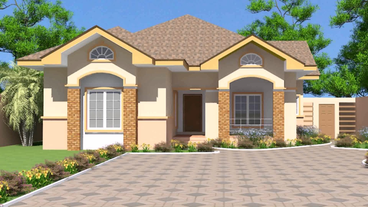 Bungalow House Plans Designs Kenya