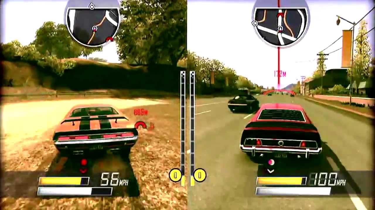 Driver San Francisco [ PS3 | X360 ] on Behance