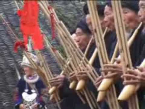 Music of South Chinese Minorities